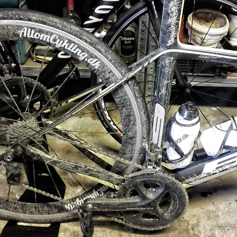 Tid til Cykelvask // AltomCykling.dk