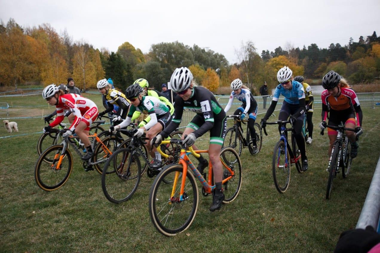 #Lynkineresen var klar, da startskuddet lød! Stockholm Cyclocross 2016 // AltomCykling.dk