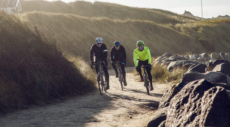 Fra Klitmøller til Skagen på grus / CX cykel - Foto: Jesper Bjerring - AltomCykling.dk