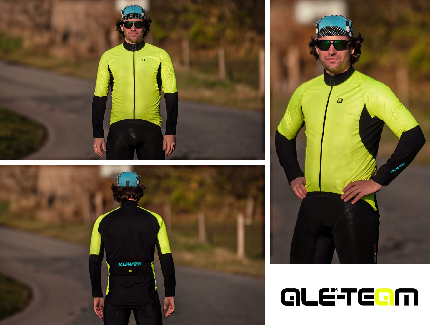 Alé Team Jacket Test AltomCykling.dk