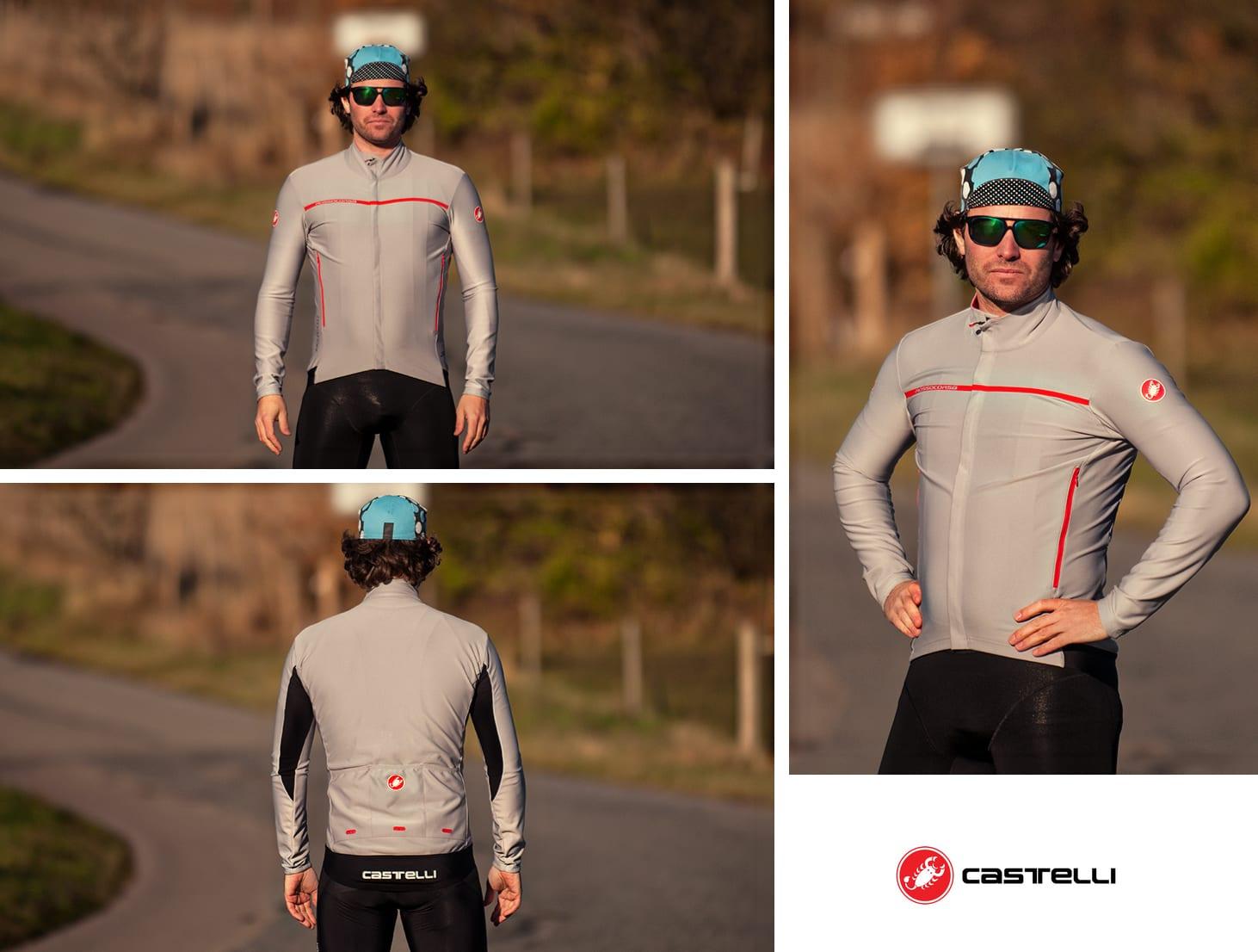 Castelli Jacket Test AltomCykling.dk