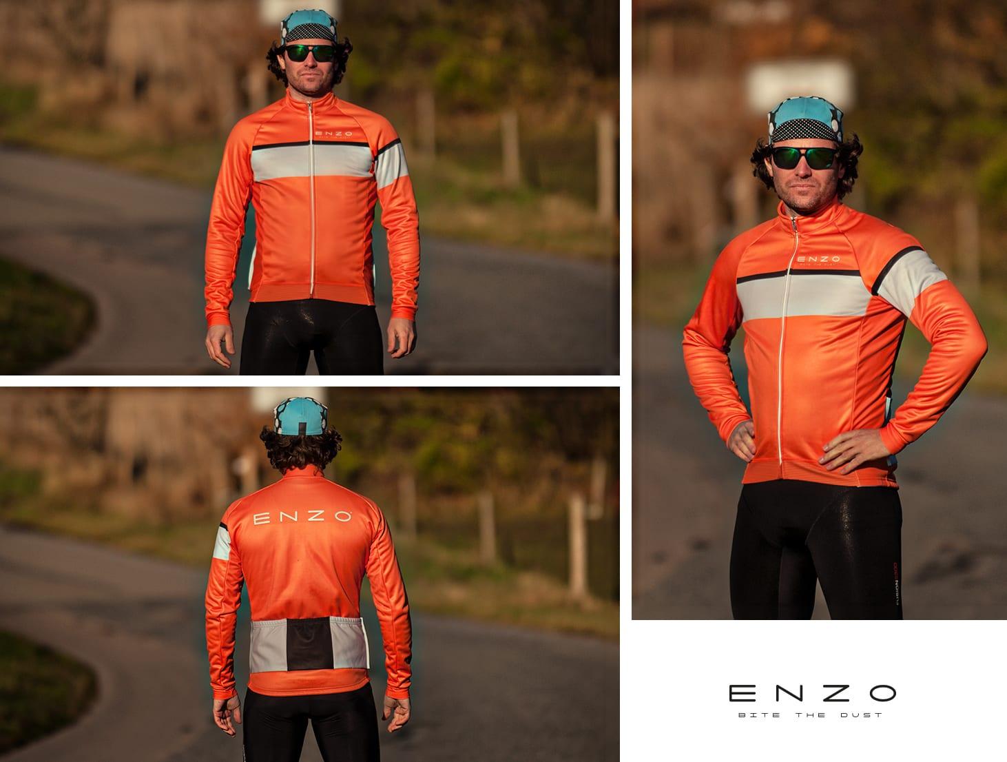 Enzo Jacket Test AltomCykling.dk