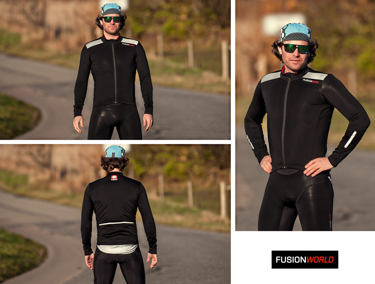 Fusion World Jacket Test AltomCykling.dk