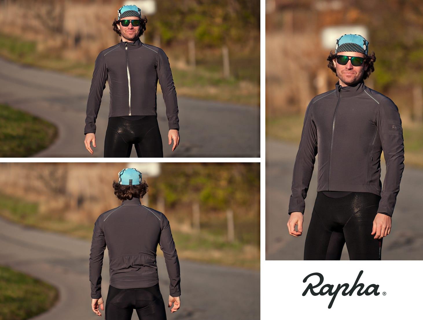 Rapha Jacket Test AltomCykling.dk