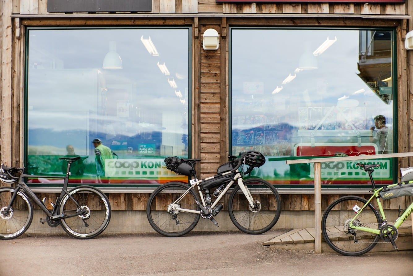 SverigeTempot - cykelløb i Sverige på 2100 kilometer