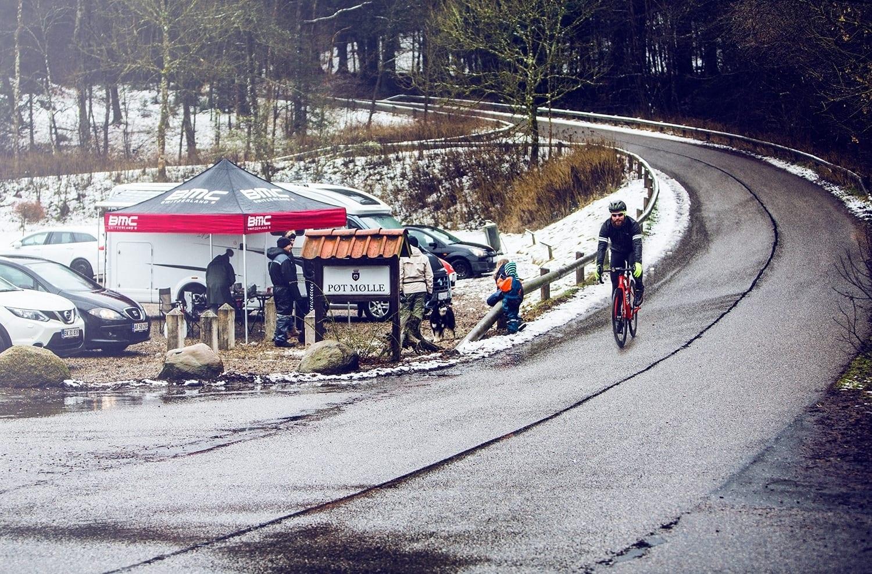 Michael Knudsen bestiger Pøt Mølle 161 gange i 2017