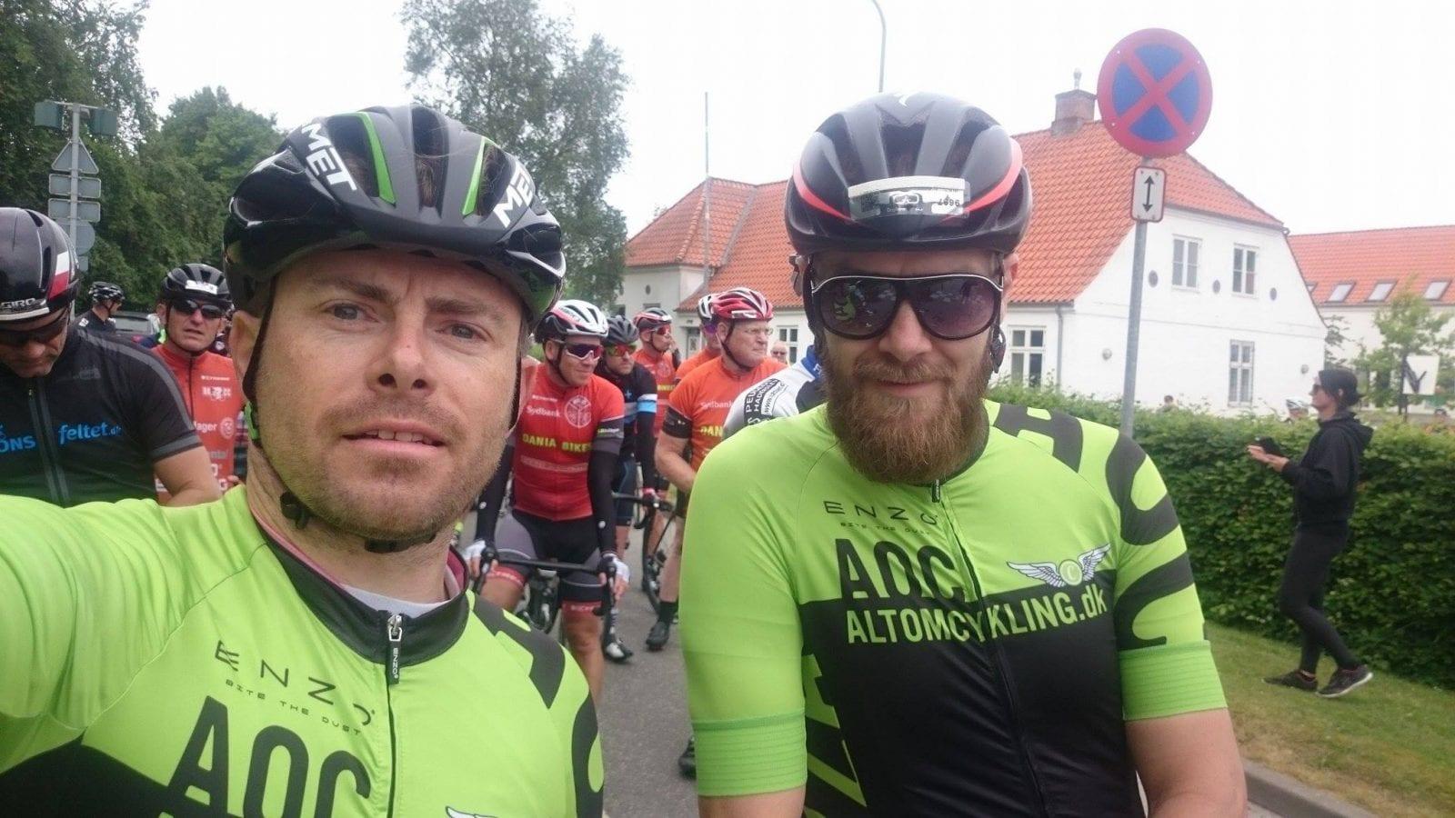 Haderslev Næs motionscykelløb 2017