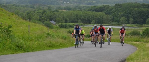 Tour de Trekanten 2017 AltomCykling.dk