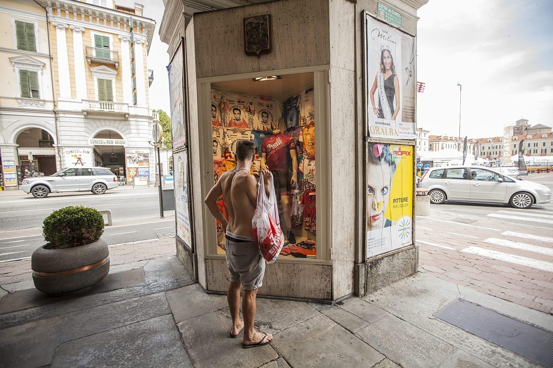 Piazza Galimberti Cuneo 2017