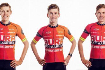Team Aura Energi CK Aarhus Post Danmark Rundt