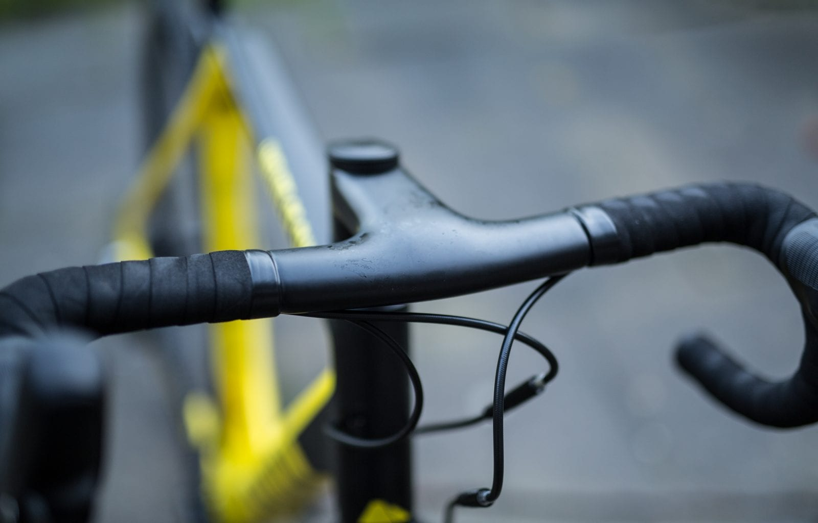 Canyon INflite Aero Bars