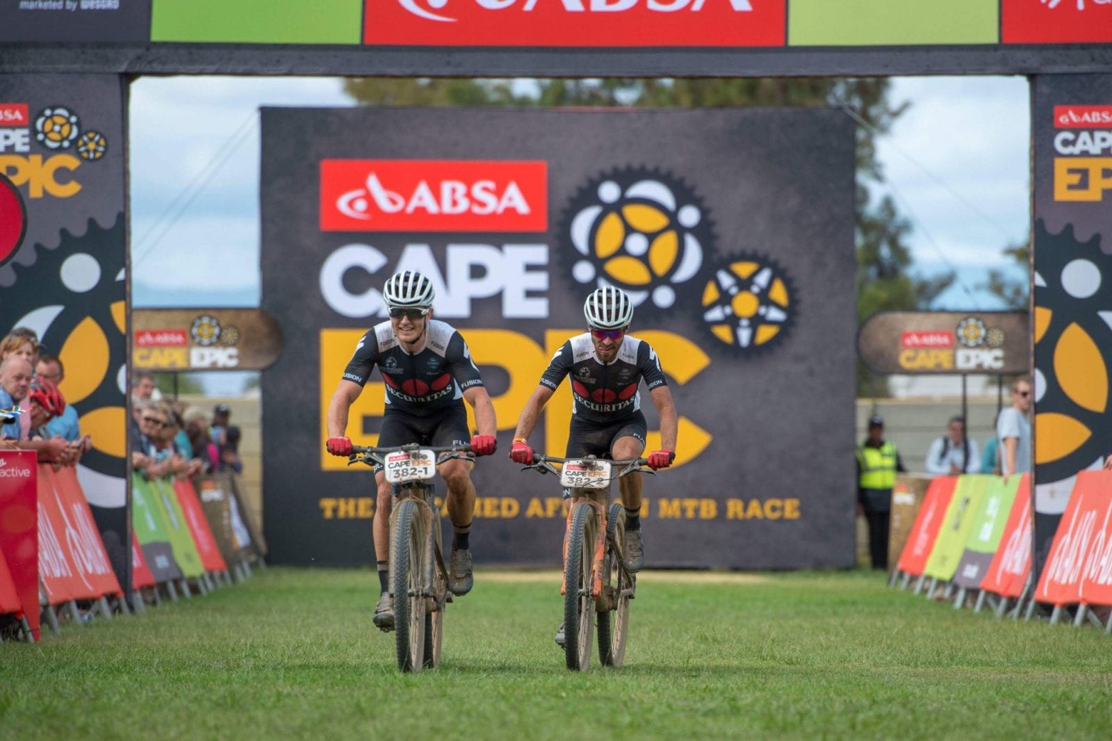 Cape Epic 2018 © Photo Jesper Andersson Photography