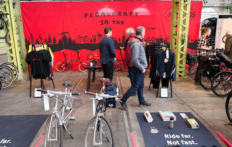 Copenhagen Bike Show 2018 Foto Uggi Kaldan