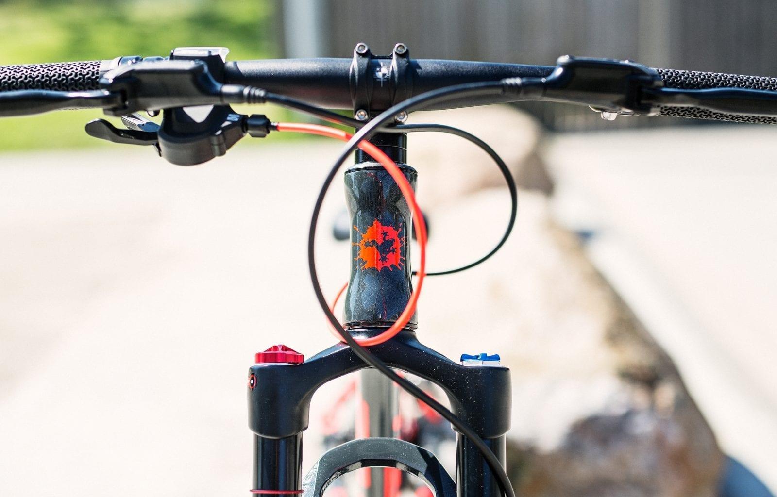 FROG BIKE MTB 62 RED