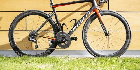 Rotor Carbon Qrings Qarbon AltomCykling.dk 2018 Review