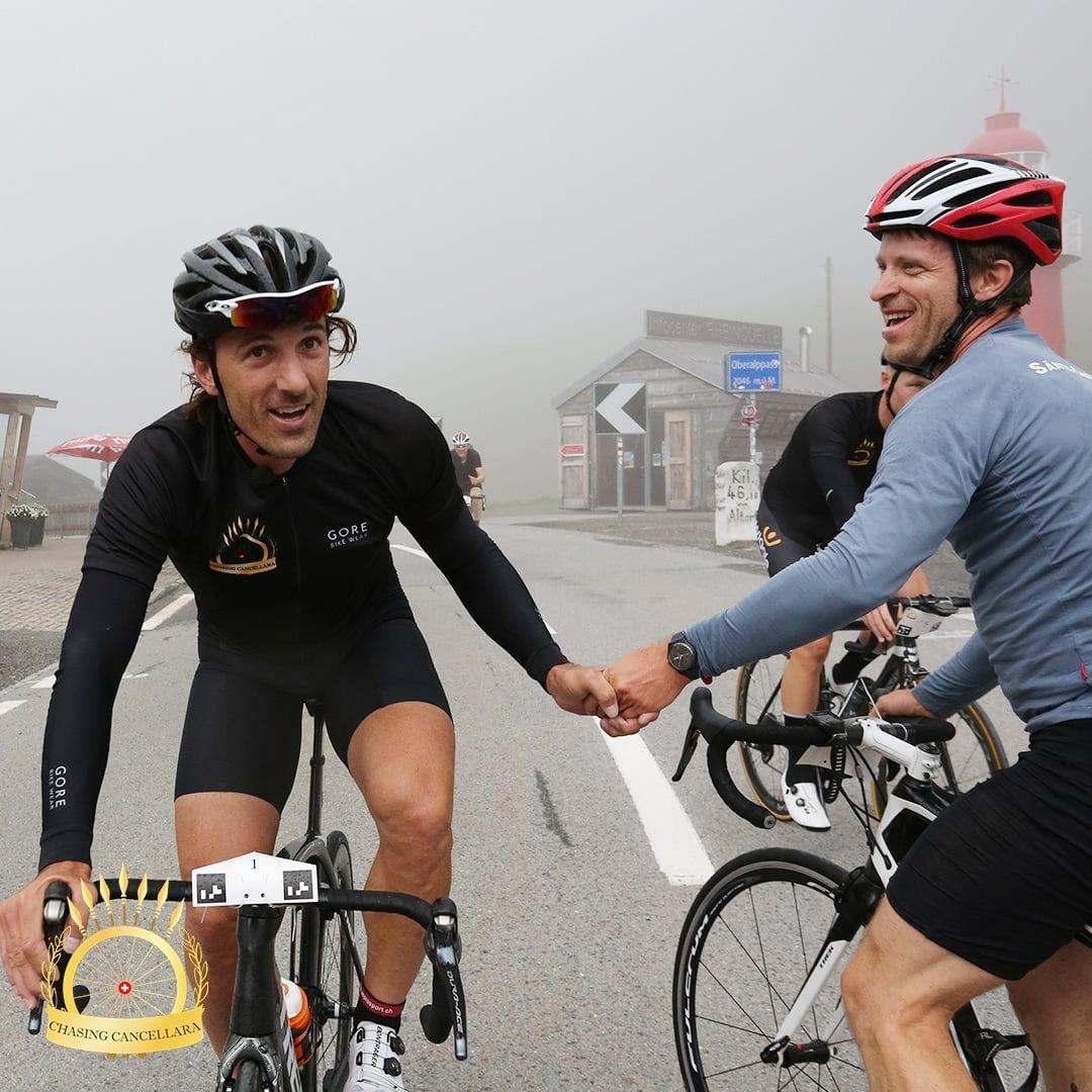 Chasing Cancellara 2018