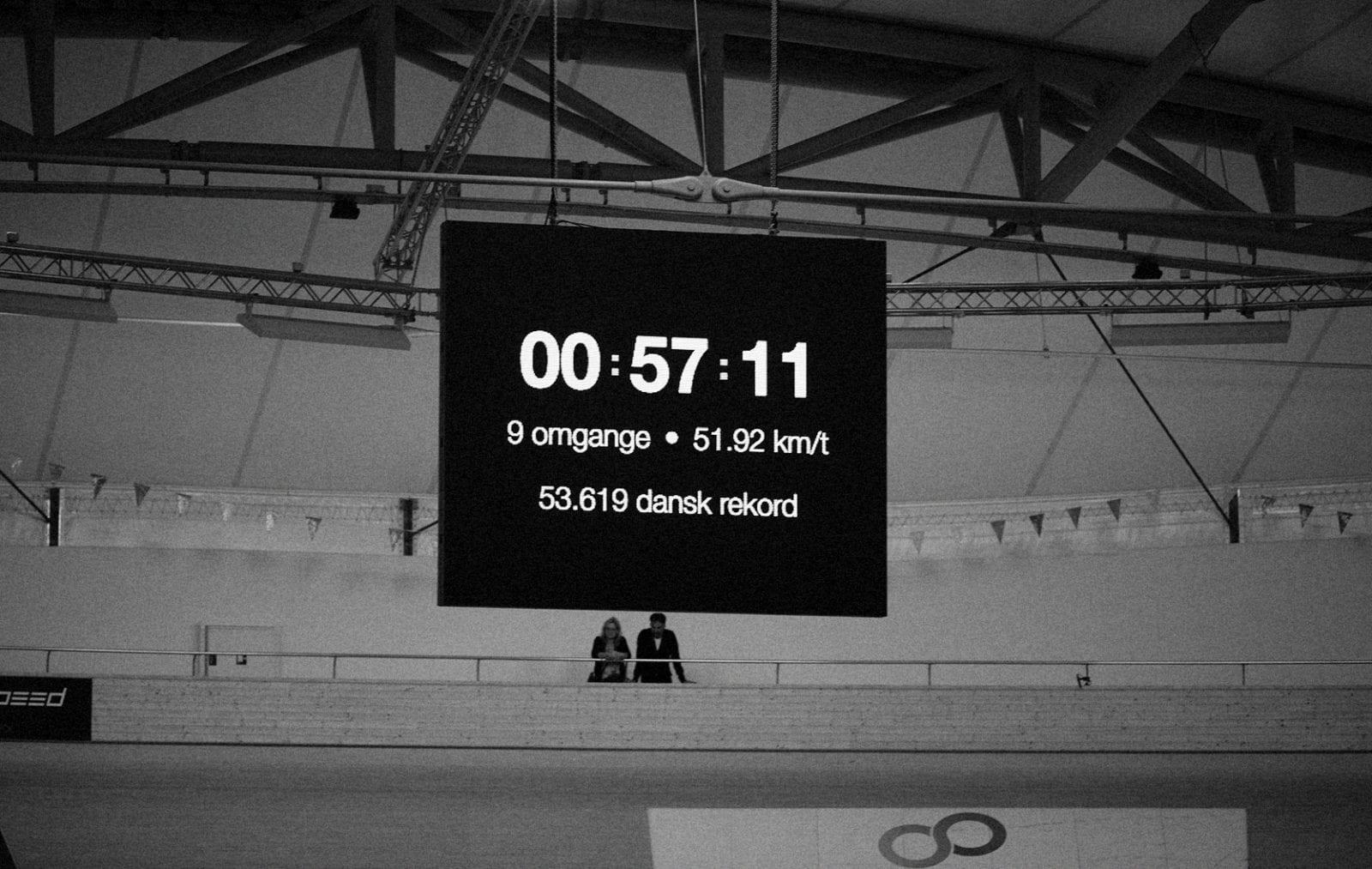 Timerekord Mikkel Bjerg Odense 2018 Foto Uggi Kaldan