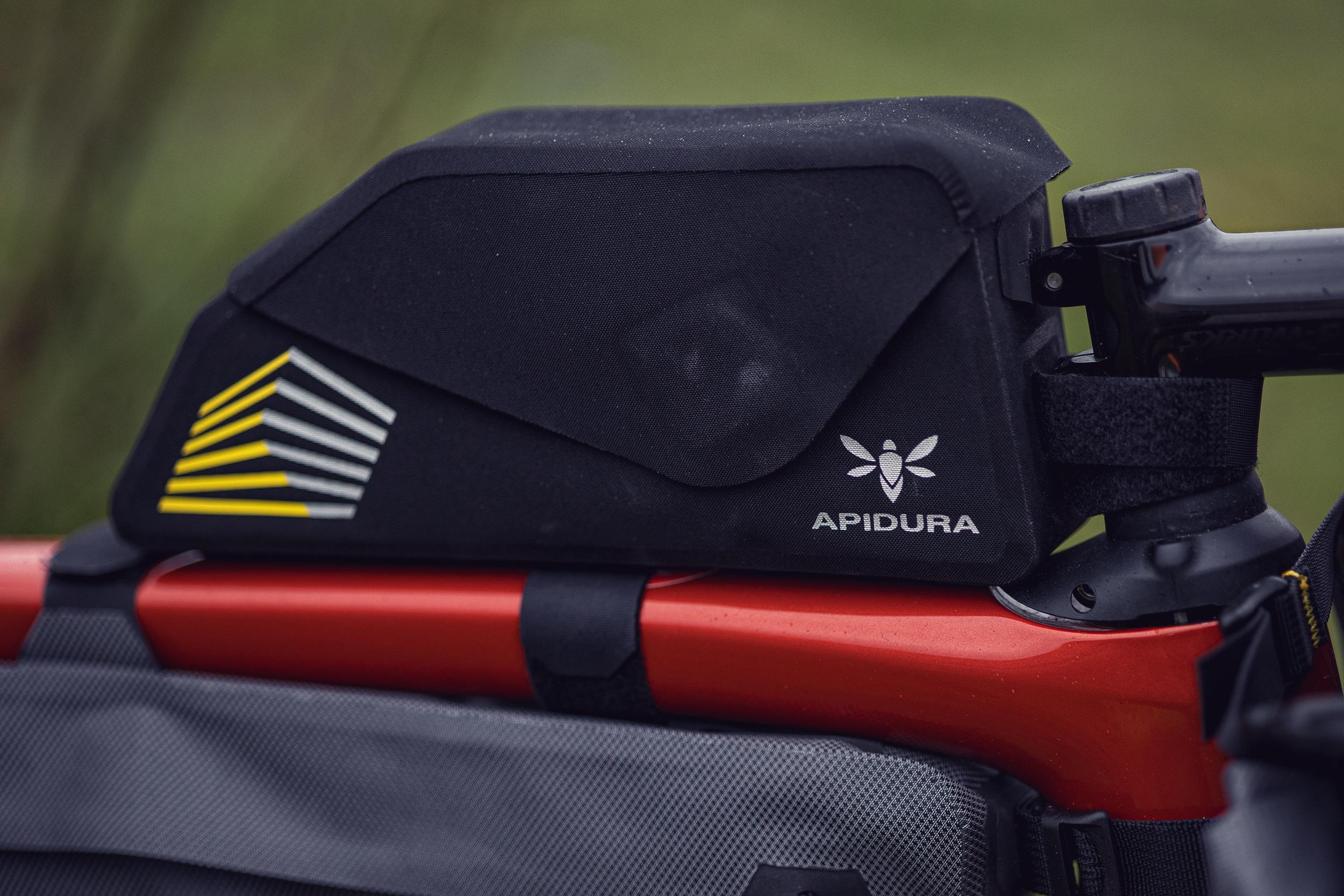 Apidura Race Top Tube Bag